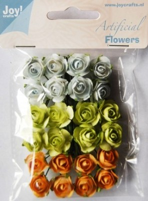 Joy! Crafts - Artificial Flowers mixed 6370/0054