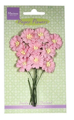 Marianne D Decoration Daisies - light pink RB2251