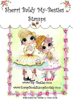 My Besties - Clear Stamps Carley Mom