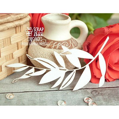 Chipboard leaf Hf-063