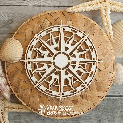 Chipboard compass Ht-032
