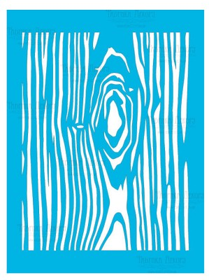 Fabrika Decoru - Stencil - 107 Wood