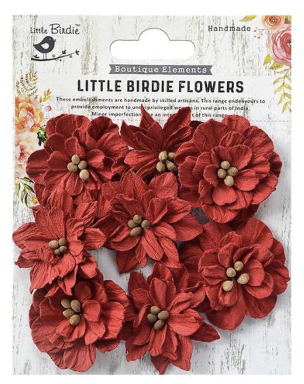 Little Birdie Flowers-Serenade Cherry