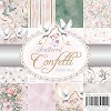 Wild Rose Studio`s 6x6 Paper Pack Scattered Confetti a 36 VL PP048
