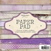 Studio Light Paper pad 36 vel 12 designs nr 30 PPSL30 15x15cm