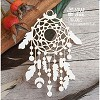 Chipboard Dreamcatcher ethnic big Ho-061