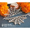 Chipboard border cobweb Hh-076