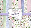 Fabrika Decoru - Wedding of our Dream Paperpad  8 x 8 inch