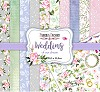 Fabrika Decoru - Wedding of our Dream Paperpad  12 x 12 inch