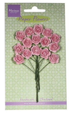 Marianne D Decoration Roses - light pink RB2245